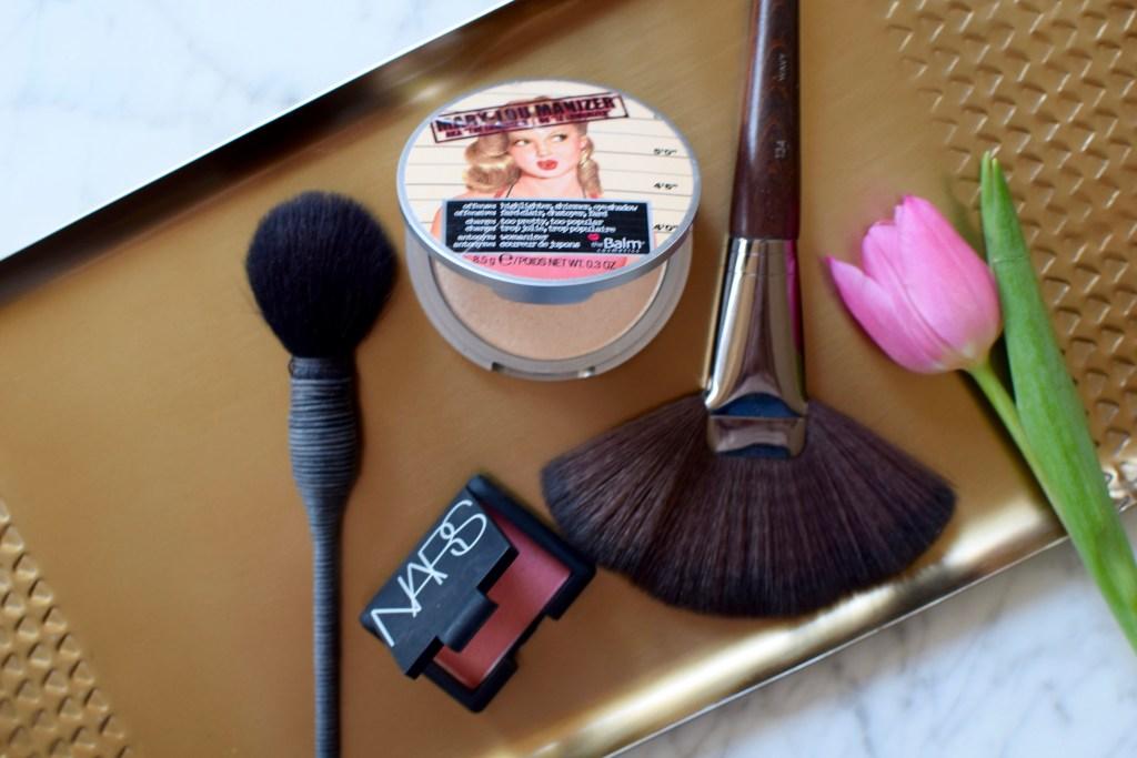 Everyday Makeup Routine-Office Makeup-Beauty Blog-Nars Blush