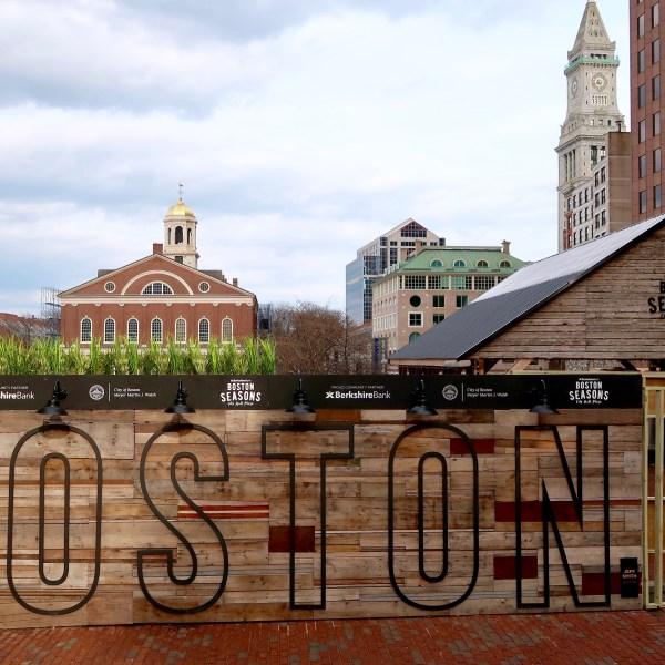 Boston Travel Diary // Food