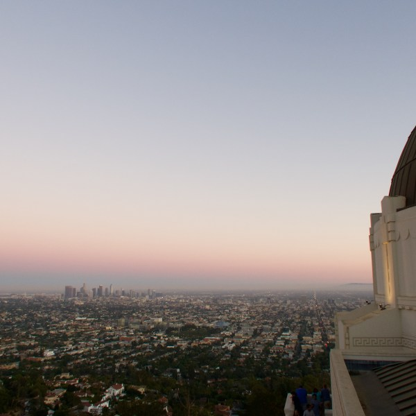 Los Angeles Travel Diary