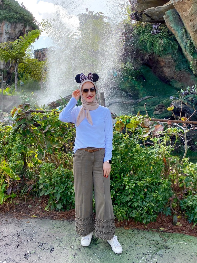 Walt Disney World Outfit-Disney Style-Orlando-Lalz-Safari Chic-Animal Kingdom