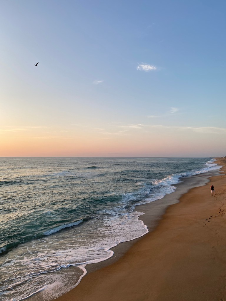 Outer Banks-Kitty Hawk-Sunrise-North Carolina-Summer Trip