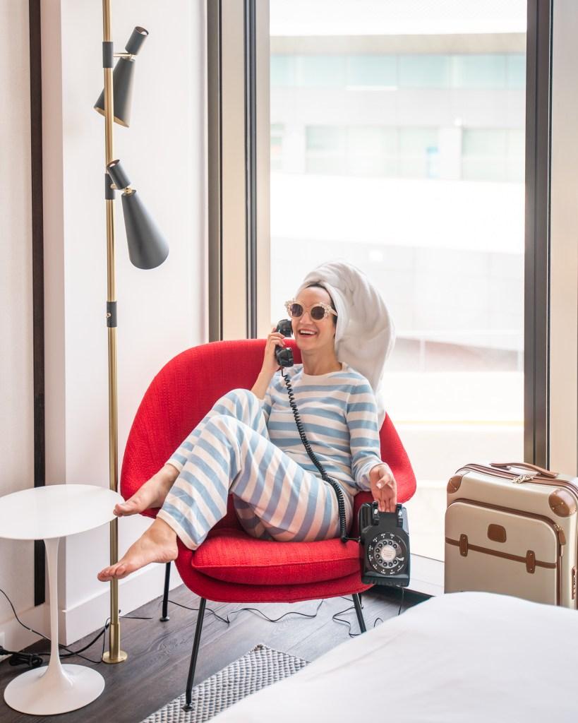 TWA Hotel -JFK Airport-Sail to Sable-Hijab Fashion-Travel NYC