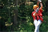 Go Ziplining!