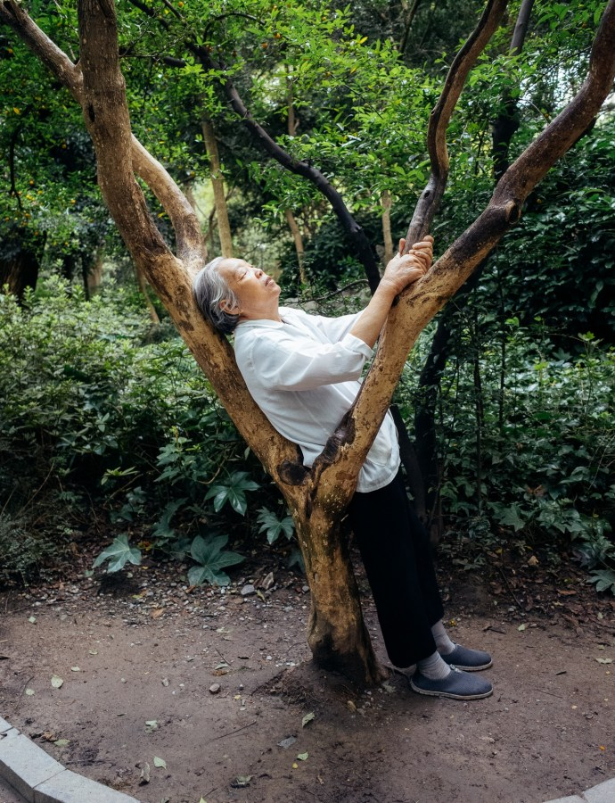 Old People In Parks – An interview with Ryan Harding