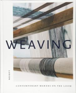 Weave machine with Weaving title