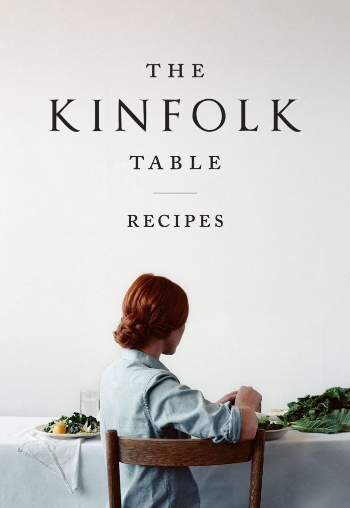 The kinfolk table recipe book