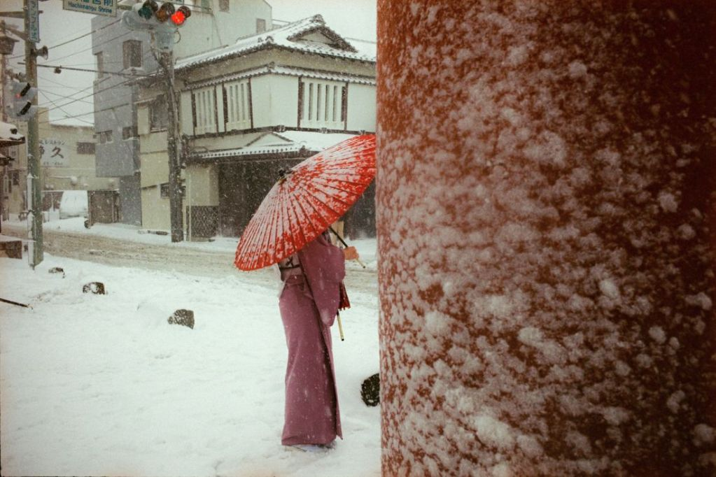From the series and book, In Color In Japan © Shin Noguchi