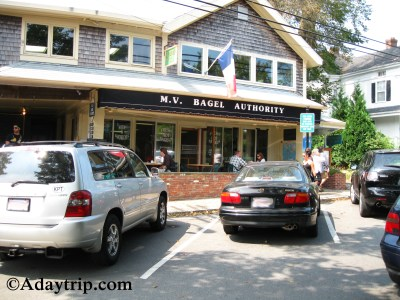Bagels on Martha's Vineyard, M.V. Bagel Authority