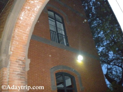 Is this building in Providence haunted?