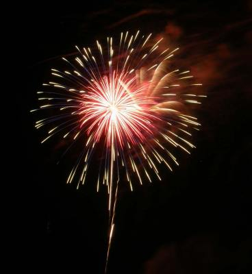Fourth of July Fireworks Schedule in Massachusetts 2012
