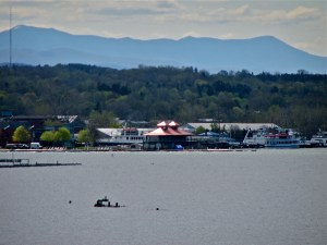 The Burlington Community Boathouse, a water attraction in Burlington, VT. Source: donshall on Flickr