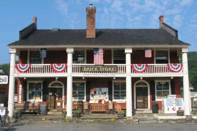 The Brick Store is a cute piece of historical Americana. It's a great activitiy in NH.