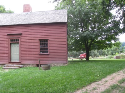 The Ethan Allen Homestead Historic Site in Burlington, Vermont. Source: dsearls on Flickr