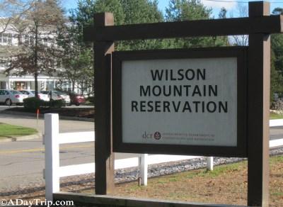 Wilson Mountain Reservation Dedham MA
