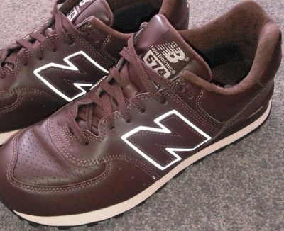 New Balance is one of the companies that started in Massachusetts and has grown to a global brand.