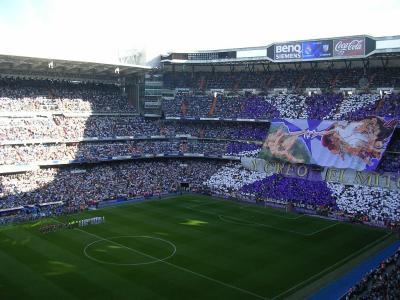 Santiago Bernabéu Stadium by Elemaki