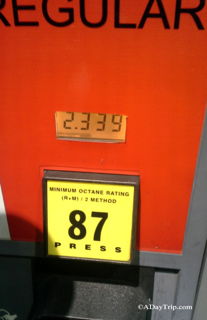 Super cheap gas in Alabama