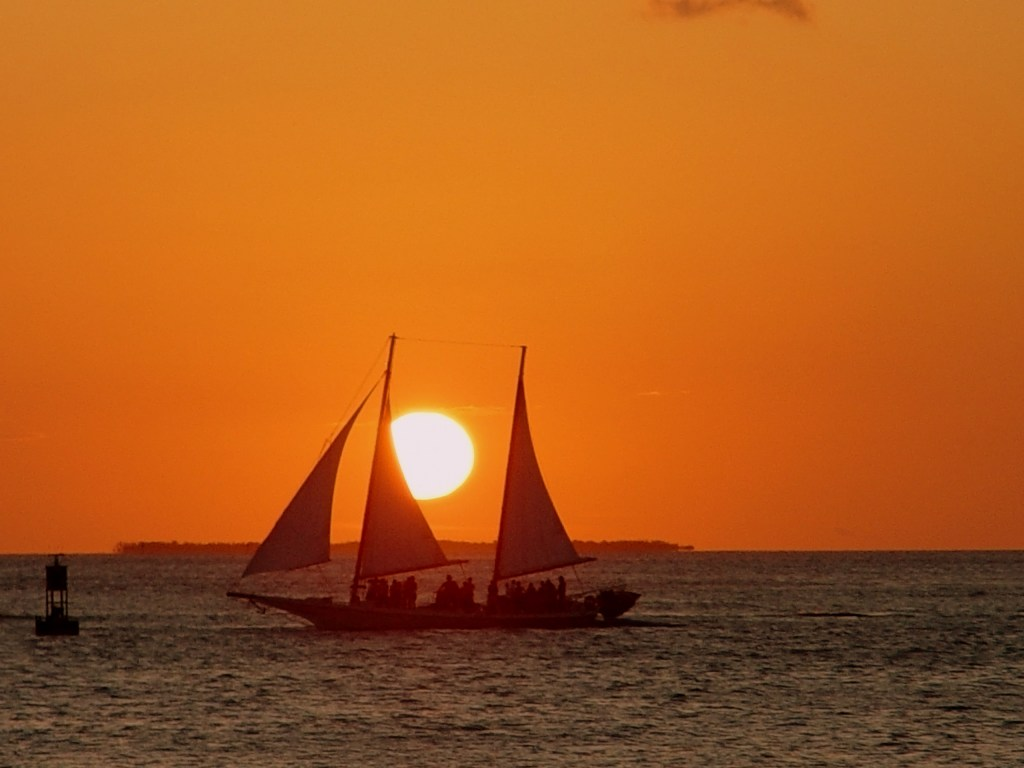 winter sun getaway Key West