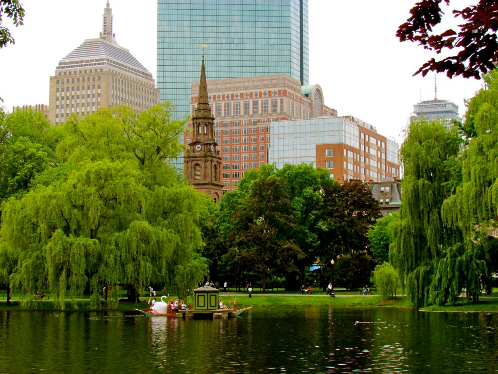 Unique outdoor places to visit in boston