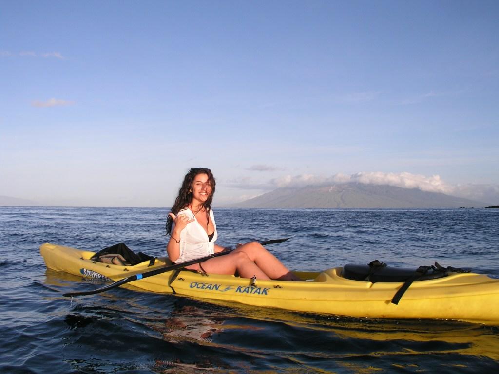 Maui Kayak