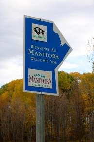 Welcome to Manitoba!