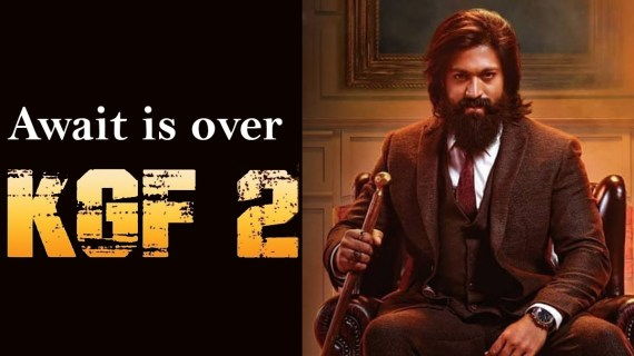 The Await Is Over KGF Chapter 2 Trailer Is Out Now