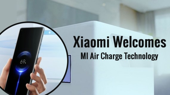Xiaomi Introduces – 'MI Air Charge Technology'