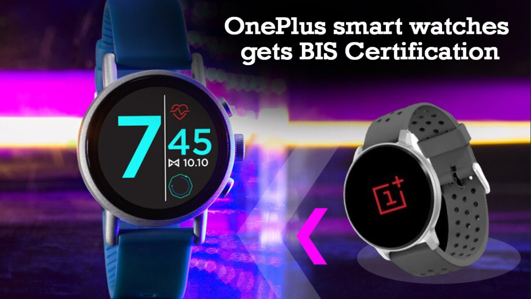 one plus smartwatches