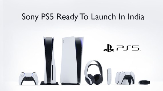 India Is All Set For The Launch Of Sony PS 5 In February. Know it's Unique Features & Pre-Order Details Now
