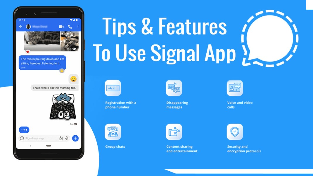 tips to use signal app