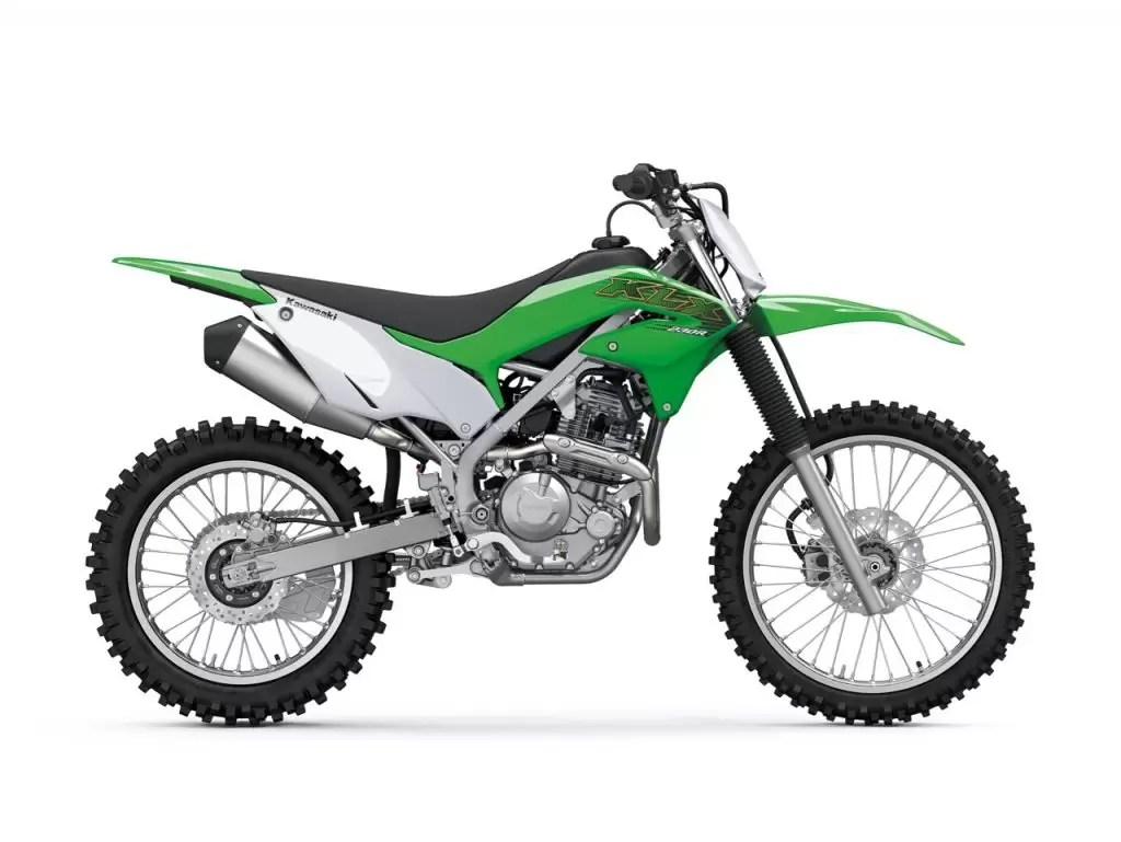Power Wheels Kawasaki Motorcycle