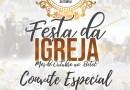 Convite Especial de Vitória Fernanda Para Karoline