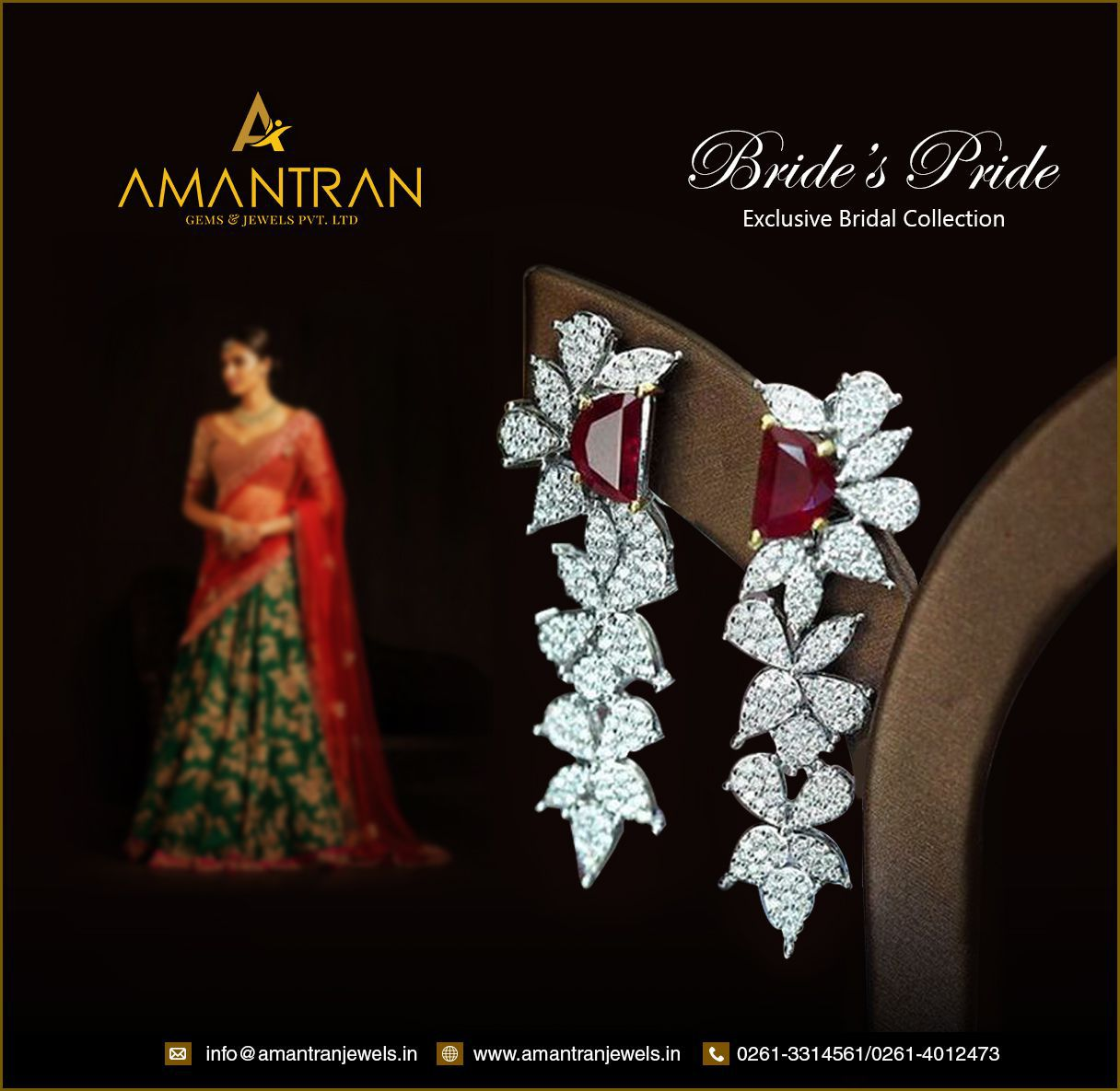 Exclusive Bridal Collection - Amantran