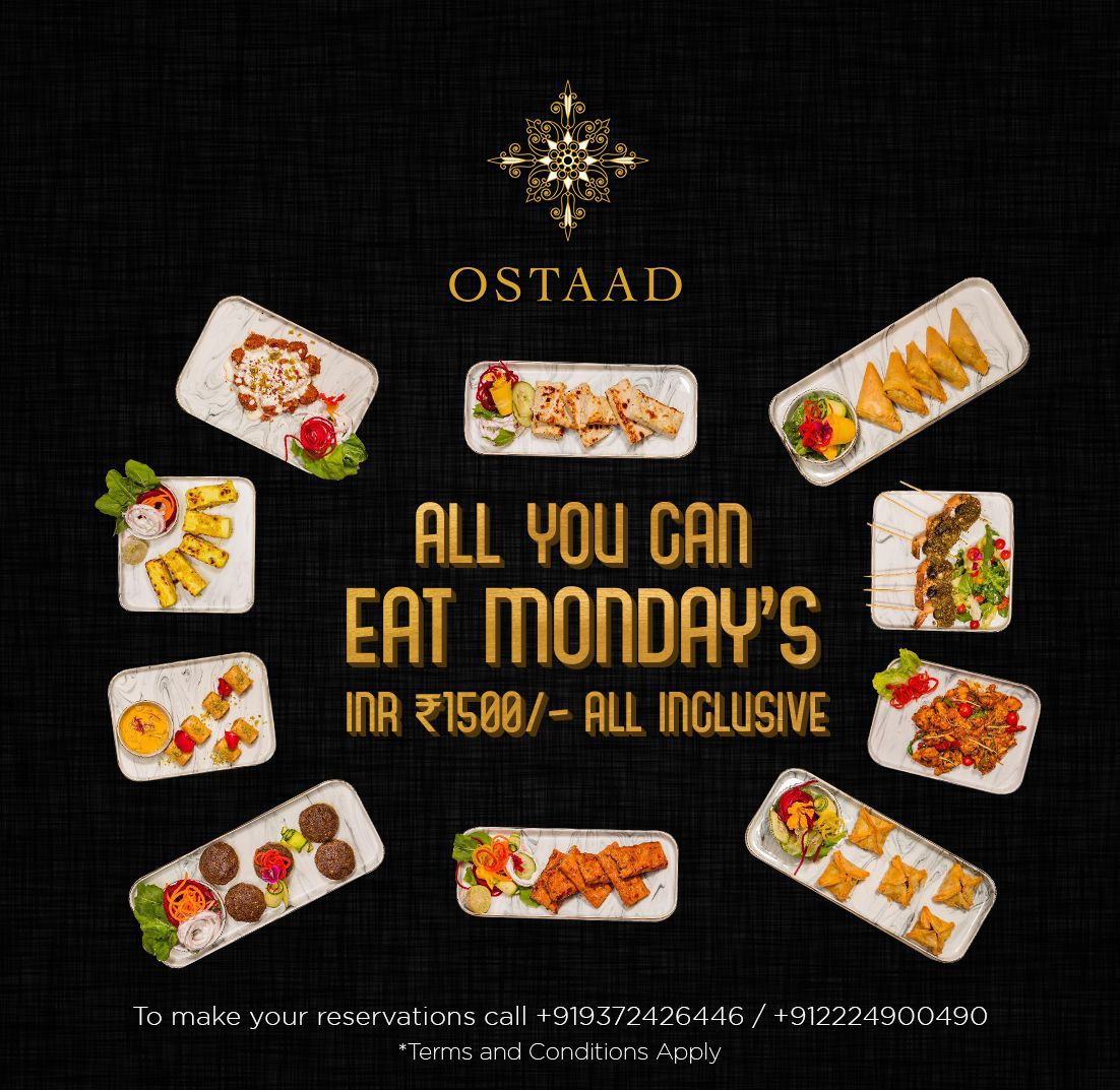 All you can Eat Monday
