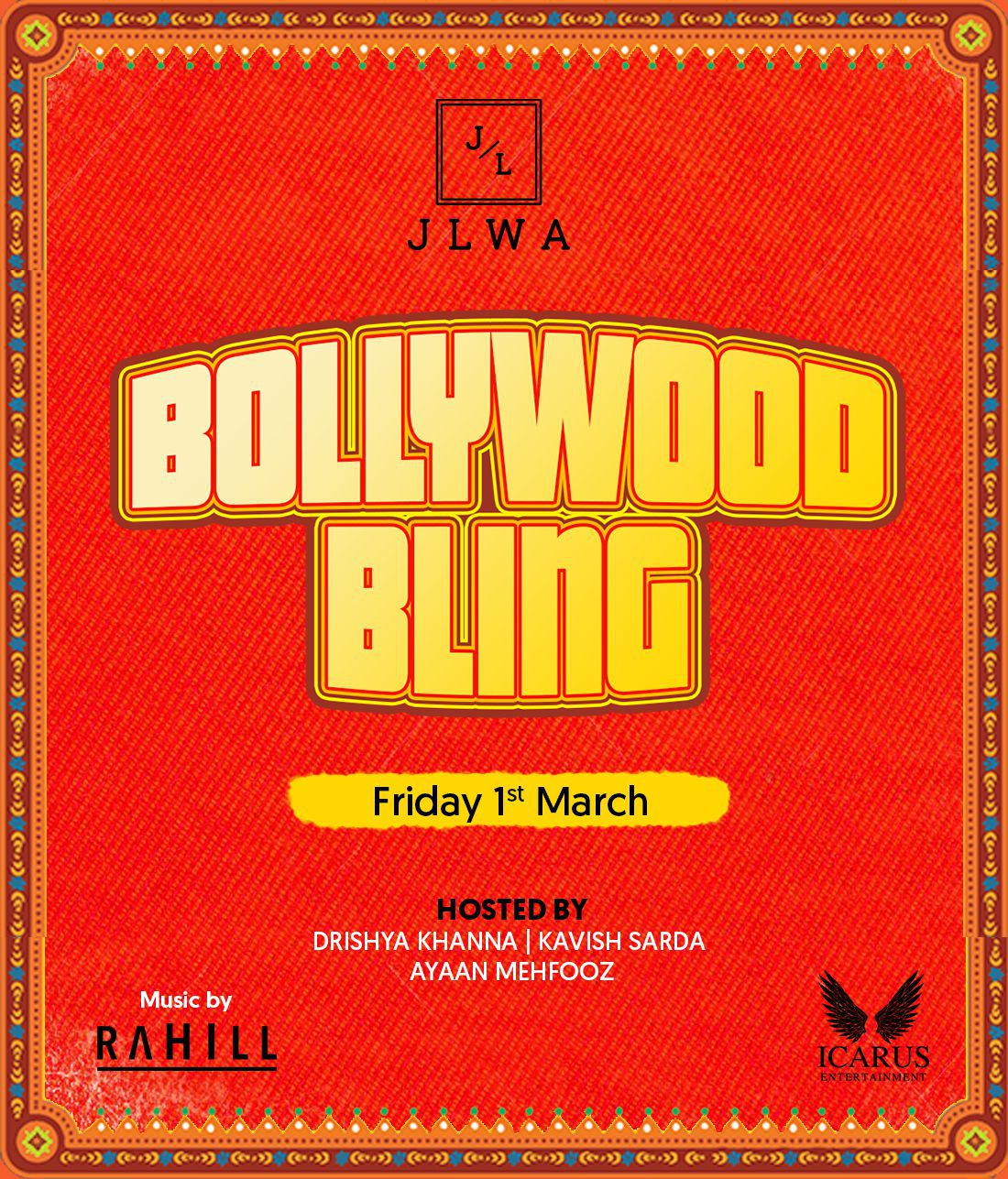 Bollywood Bling