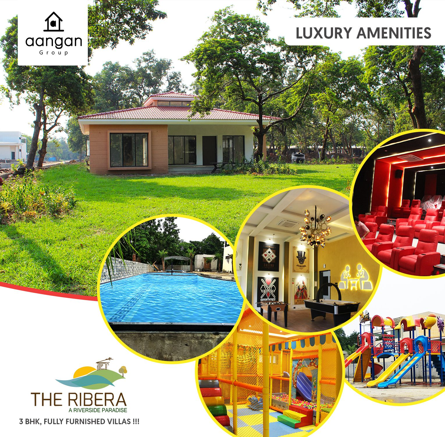 The Ribera Luxury Amenities