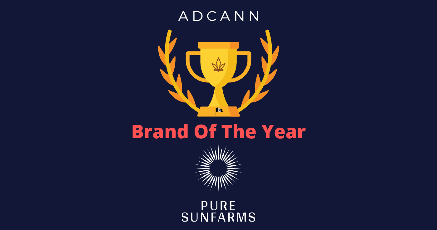 Brand of the Year Pure Sunfarms