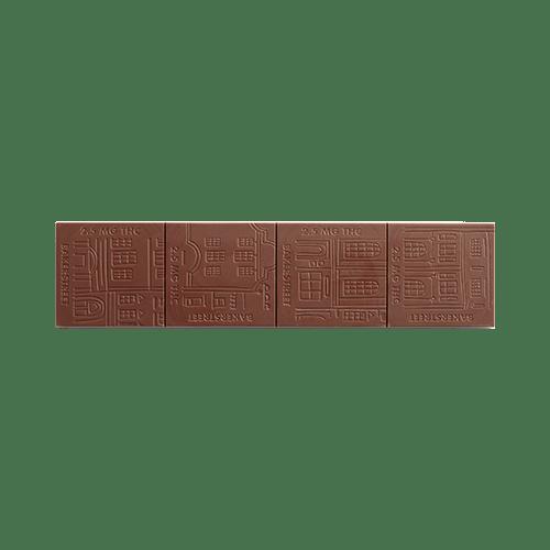 Tweed Cannabis Chocolate