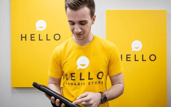 Hello Cannabis Influencer