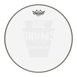 Remo-Ambassador-Hazy-Snare-side drum head