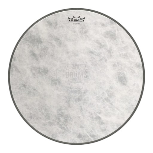 "Remo 22"" Fiberskyn 3 Ambassador Bass Drum Head"