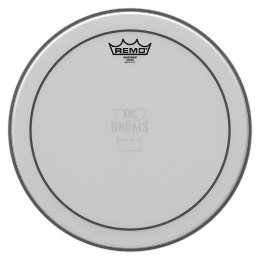 "Remo 26"" Coated Pinstripe Bass Drum Head"