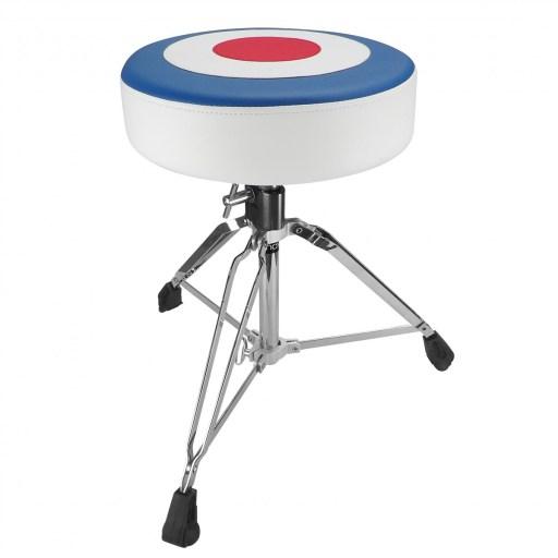 Shaw 3-Colour 'Target' Throne
