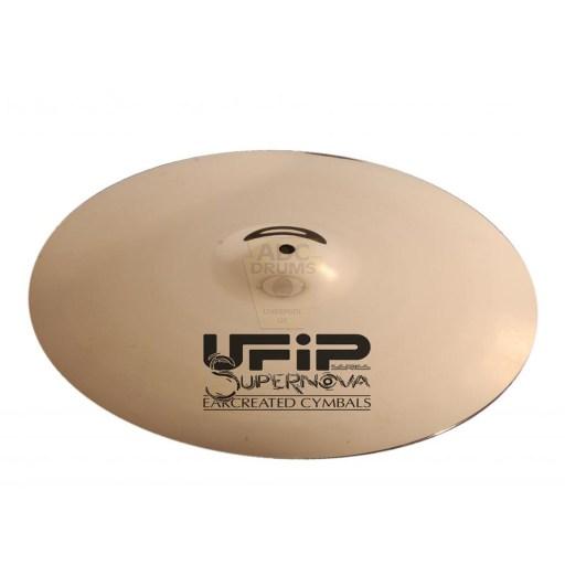 """UFIP Supernova 10"""" Splash Cymbal 1"""