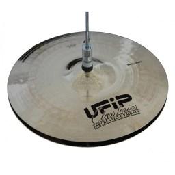 """UFIP Class Brilliant 13"""" Hi-Hat Cymbals 4"""