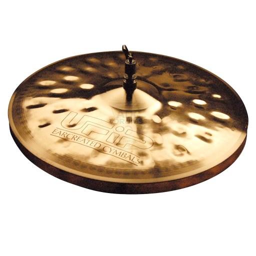 "UFIP Experience 14"" Blast Extra-Dry Hi-Hat Cymbals 1"