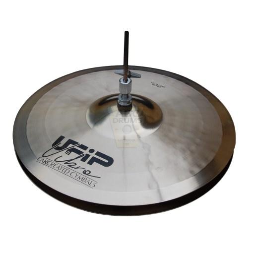 """UFIP Vibra 14"""" Hi-Hat Cymbals 1"""