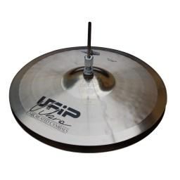 """UFIP Vibra 14"""" Hi-Hat Cymbals 4"""