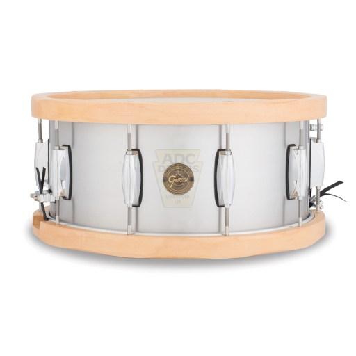 Gretsch Full Range Aluminium Snare Drum 1