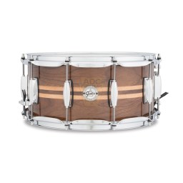 Gretsch Full Range Walnut Snare Drum 3
